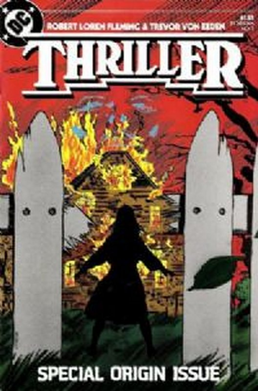 Cover of Thriller (1983 Ltd) #2. One of 250,000 Vintage American Comics on sale from Krypton!