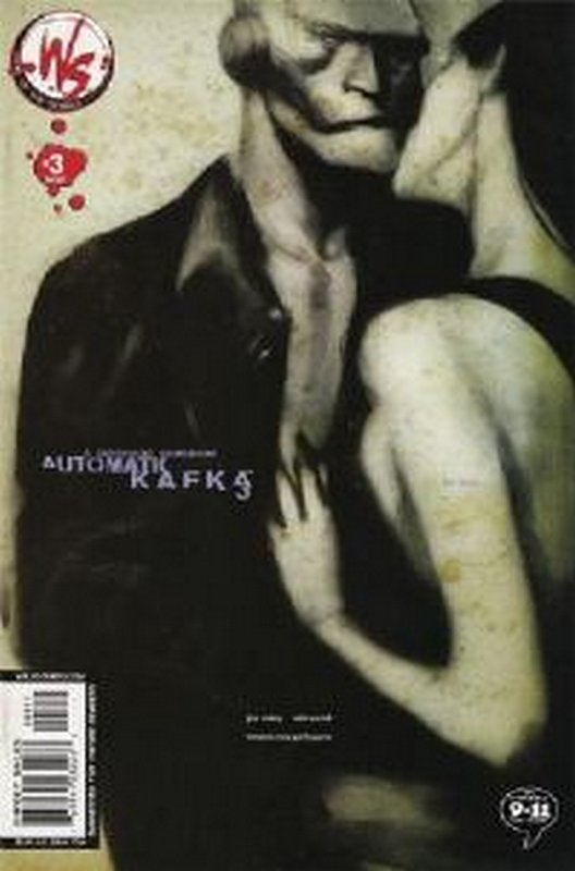Cover of Automatic Kafka (Vol 1) #3. One of 250,000 Vintage American Comics on sale from Krypton!