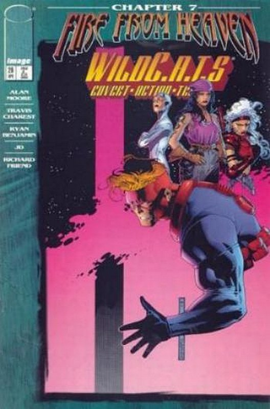 Cover of WildCATS (Vol 1) #29. One of 250,000 Vintage American Comics on sale from Krypton!