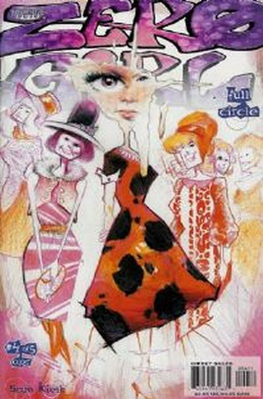 Cover of Zero Girl: Full Circle (2002 Ltd) #4. One of 250,000 Vintage American Comics on sale from Krypton!