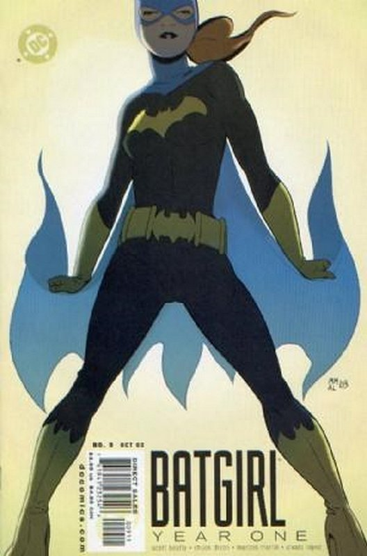 Cover of Batgirl: Year One (2002 Ltd) #9. One of 250,000 Vintage American Comics on sale from Krypton!