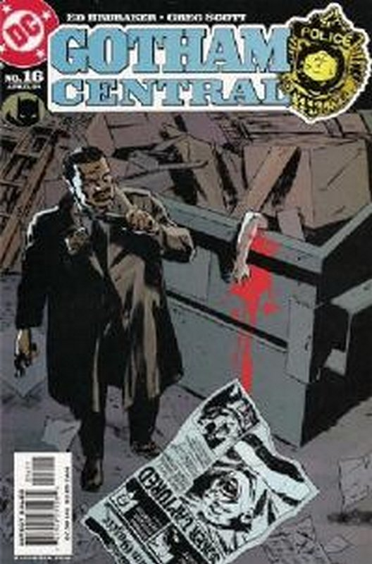 Cover of Gotham Central (Vol 1) #16. One of 250,000 Vintage American Comics on sale from Krypton!