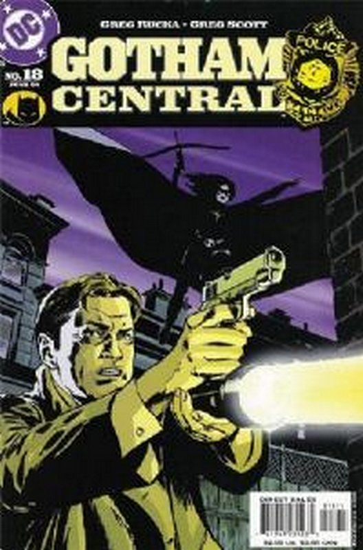 Cover of Gotham Central (Vol 1) #18. One of 250,000 Vintage American Comics on sale from Krypton!