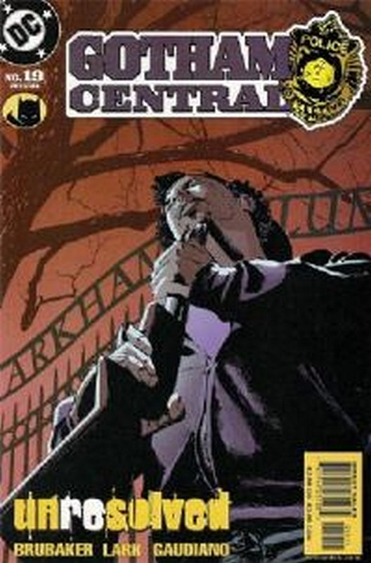 Cover of Gotham Central (Vol 1) #19. One of 250,000 Vintage American Comics on sale from Krypton!