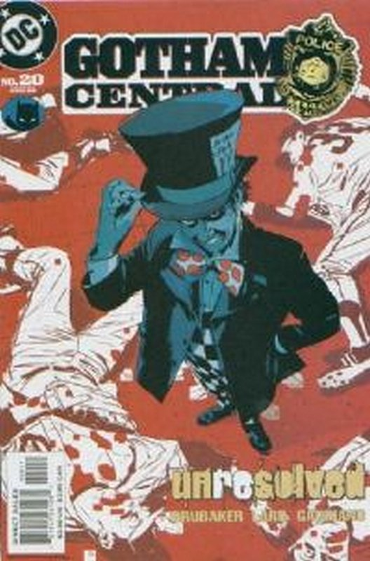 Cover of Gotham Central (Vol 1) #20. One of 250,000 Vintage American Comics on sale from Krypton!