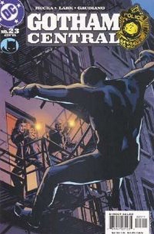 Cover of Gotham Central (Vol 1) #23. One of 250,000 Vintage American Comics on sale from Krypton!