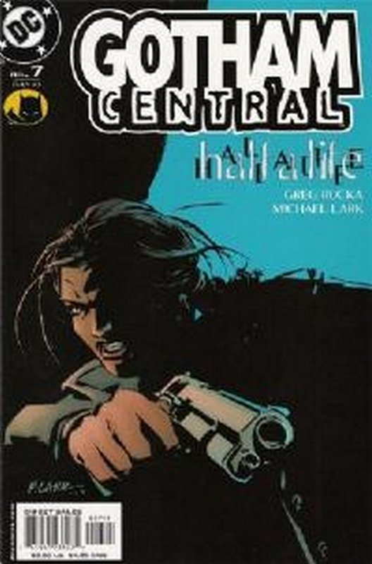 Cover of Gotham Central (Vol 1) #7. One of 250,000 Vintage American Comics on sale from Krypton!