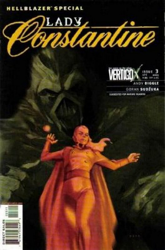 Cover of Hellblazer Special: Lady Constantine (2003 Ltd) #3. One of 250,000 Vintage American Comics on sale from Krypton!