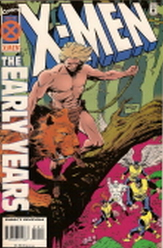 Cover of X-Men: The Early Years (Vol 1) #10. One of 250,000 Vintage American Comics on sale from Krypton!