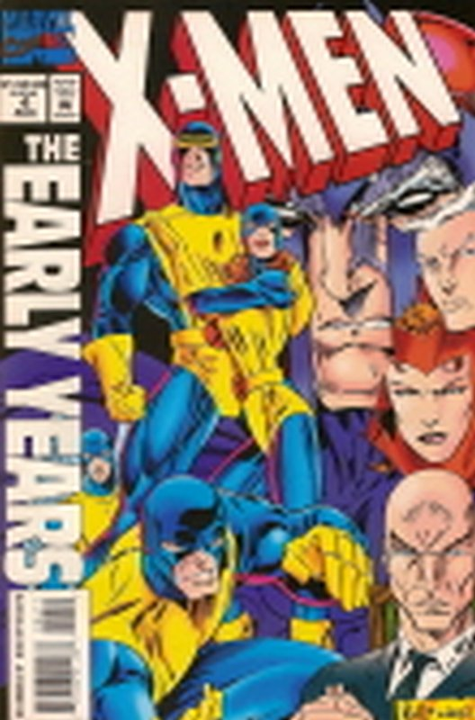 Cover of X-Men: The Early Years (Vol 1) #4. One of 250,000 Vintage American Comics on sale from Krypton!