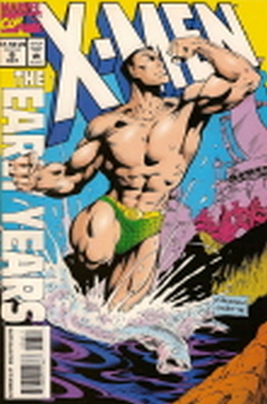 Cover of X-Men: The Early Years (Vol 1) #6. One of 250,000 Vintage American Comics on sale from Krypton!