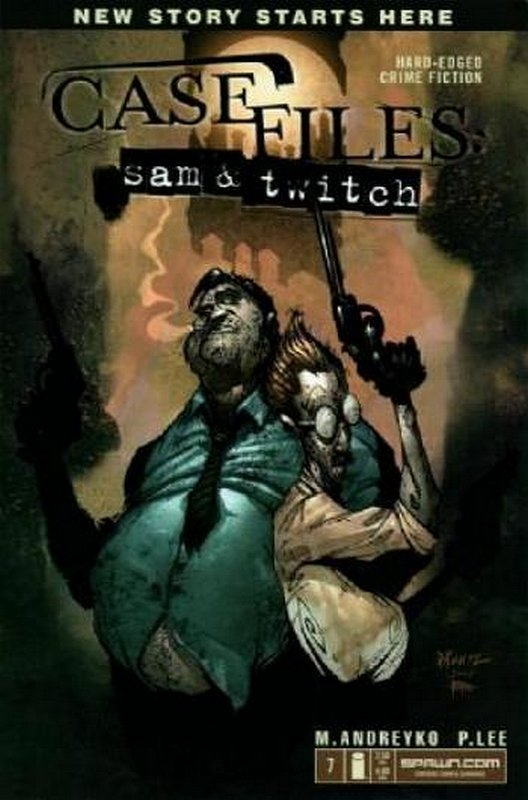 Cover of Casefiles: Sam & Twitch (Vol 1) #7. One of 250,000 Vintage American Comics on sale from Krypton!