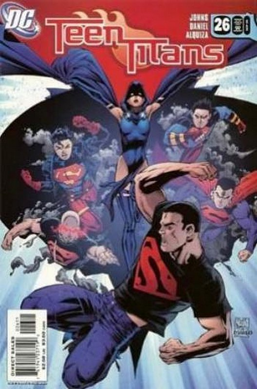 Cover of Teen Titans (Vol 3) #26. One of 250,000 Vintage American Comics on sale from Krypton!