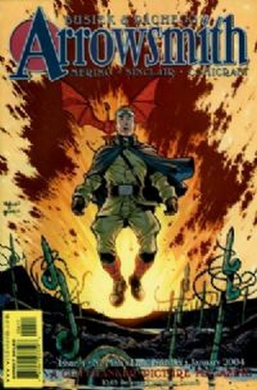 Cover of Arrowsmith (2003 Ltd) #4. One of 250,000 Vintage American Comics on sale from Krypton!
