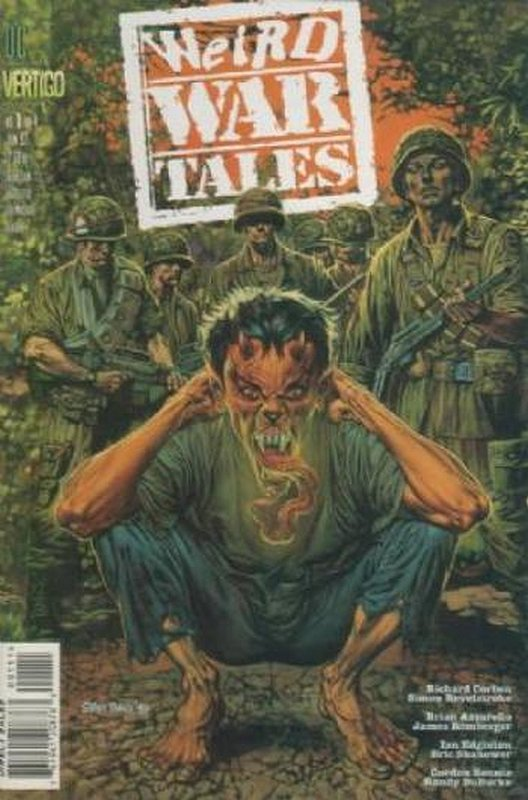 Cover of Weird War Tales (1997 Ltd) #1. One of 250,000 Vintage American Comics on sale from Krypton!