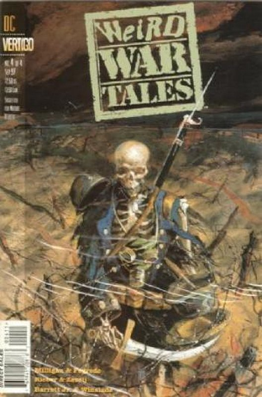 Cover of Weird War Tales (1997 Ltd) #4. One of 250,000 Vintage American Comics on sale from Krypton!