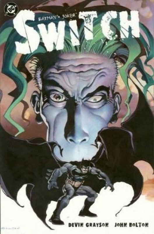 Cover of Batman/Joker: Switch (2003 One Shot) #1. One of 250,000 Vintage American Comics on sale from Krypton!