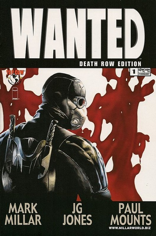 Cover of Wanted (2003 Ltd) #1. One of 250,000 Vintage American Comics on sale from Krypton!