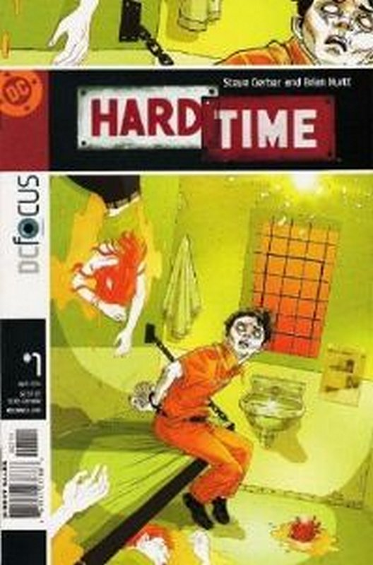 Cover of Hard Time (Vol 1) #1. One of 250,000 Vintage American Comics on sale from Krypton!
