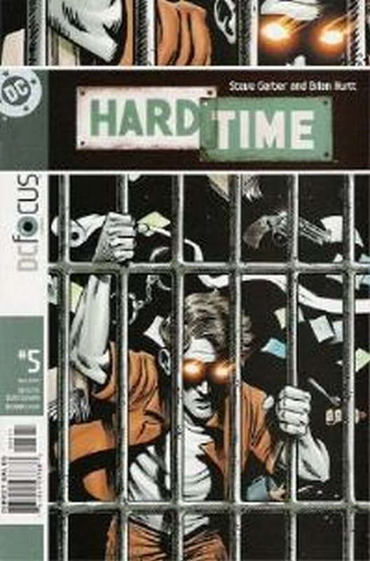 Cover of Hard Time (Vol 1) #5. One of 250,000 Vintage American Comics on sale from Krypton!