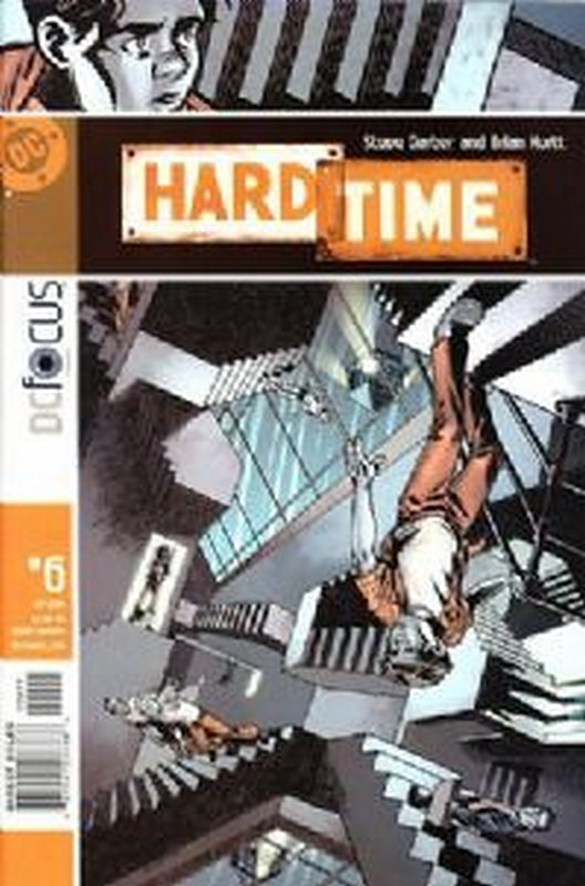 Cover of Hard Time (Vol 1) #6. One of 250,000 Vintage American Comics on sale from Krypton!