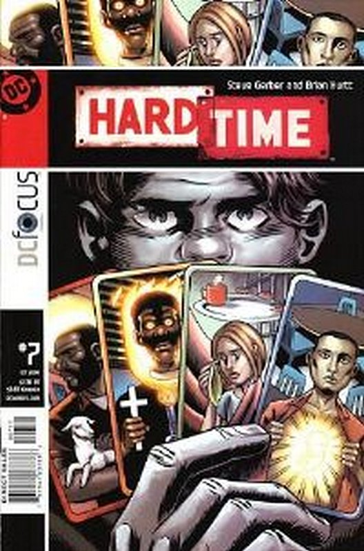 Cover of Hard Time (Vol 1) #7. One of 250,000 Vintage American Comics on sale from Krypton!