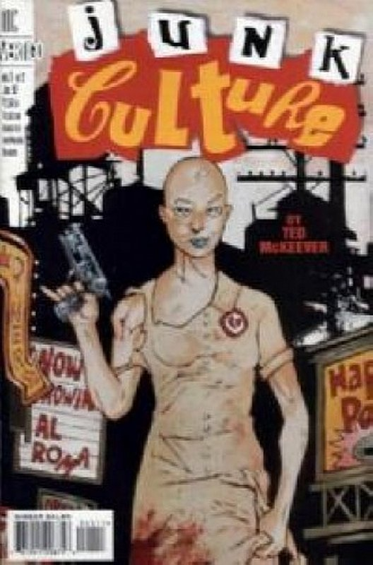 Cover of Junk Culture (1997 Ltd) #1. One of 250,000 Vintage American Comics on sale from Krypton!