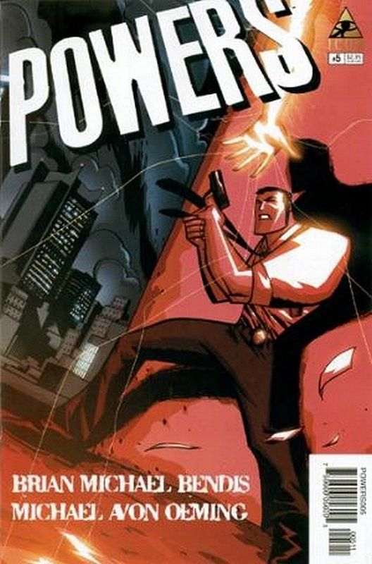 Cover of Powers (Vol 2) #5. One of 250,000 Vintage American Comics on sale from Krypton!
