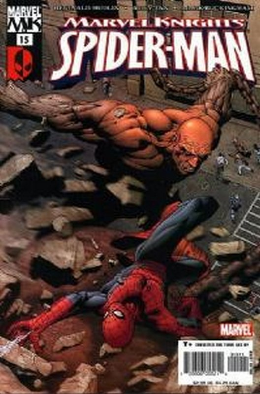 Cover of Marvel Knights: Spider-Man #15. One of 250,000 Vintage American Comics on sale from Krypton!