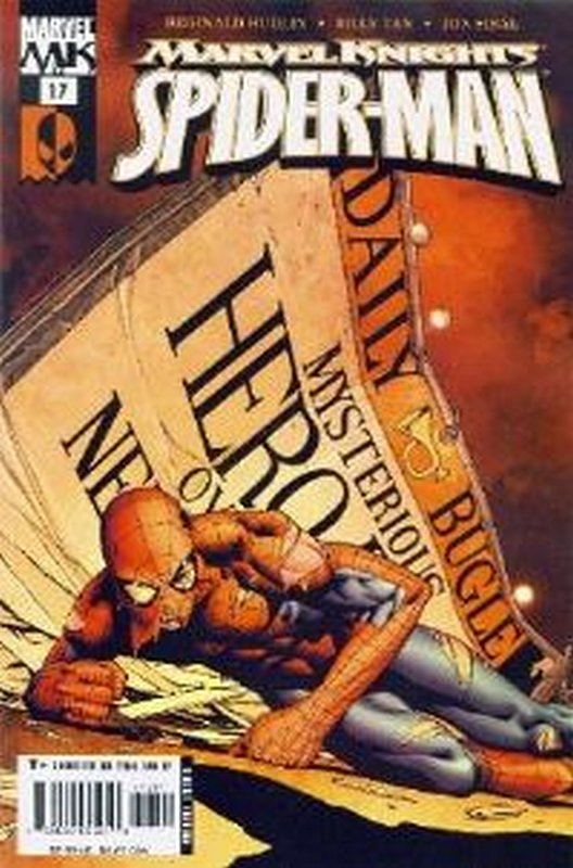 Cover of Marvel Knights: Spider-Man #17. One of 250,000 Vintage American Comics on sale from Krypton!