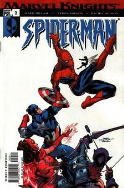 Cover of Marvel Knights: Spider-Man #2. One of 250,000 Vintage American Comics on sale from Krypton!