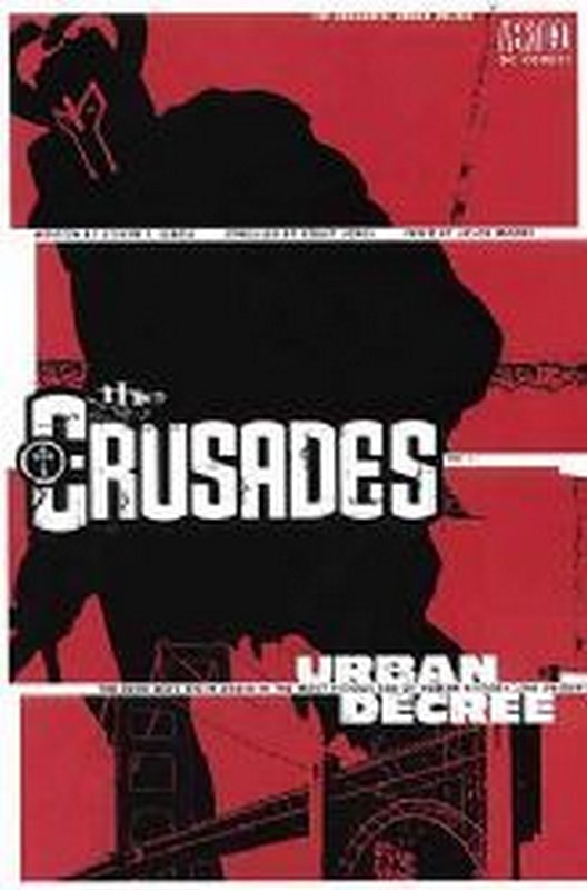 Cover of Crusades: Urban Decree (2001 One Shot) #1. One of 250,000 Vintage American Comics on sale from Krypton!