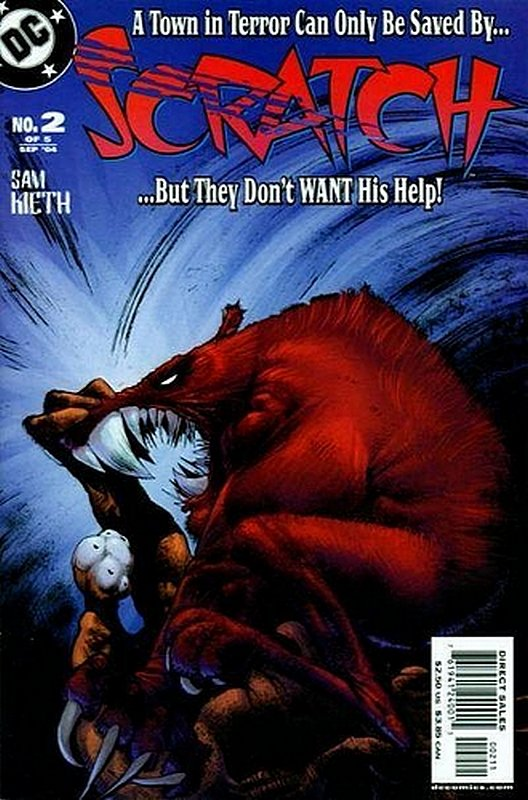 Cover of Scratch (2004 Ltd) #2. One of 250,000 Vintage American Comics on sale from Krypton!