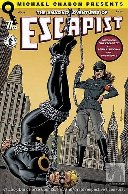 Cover of Escapist (Vol 1) Amazing Adventures of #8. One of 250,000 Vintage American Comics on sale from Krypton!