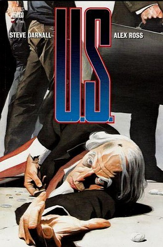 Cover of Uncle Sam (1997 Ltd) #1. One of 250,000 Vintage American Comics on sale from Krypton!