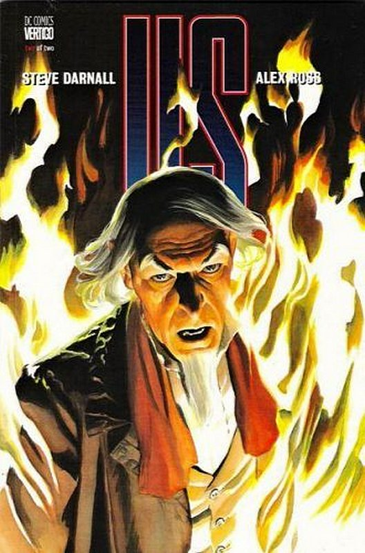 Cover of Uncle Sam (1997 Ltd) #2. One of 250,000 Vintage American Comics on sale from Krypton!
