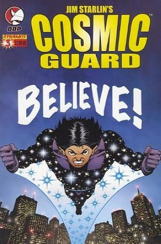 Cover of Cosmic Guard (Vol 1) #3. One of 250,000 Vintage American Comics on sale from Krypton!