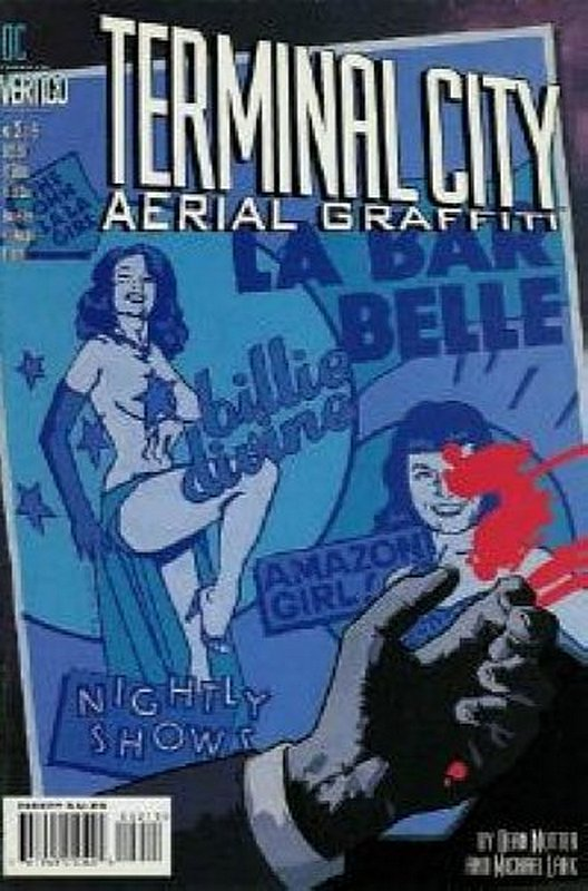 Cover of Terminal City Aerial Graffiti (1997 Ltd) #2. One of 250,000 Vintage American Comics on sale from Krypton!