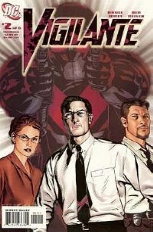 Cover of Vigilante (2005 Ltd) #2. One of 250,000 Vintage American Comics on sale from Krypton!