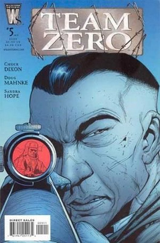 Cover of Team Zero (2005 Ltd) #5. One of 250,000 Vintage American Comics on sale from Krypton!