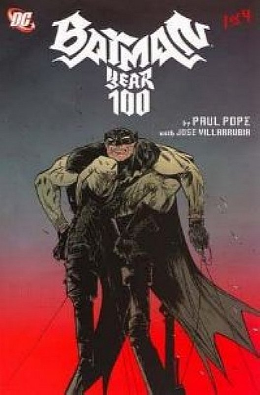 Cover of Batman Year One Hundred (2006 Ltd) #1. One of 250,000 Vintage American Comics on sale from Krypton!