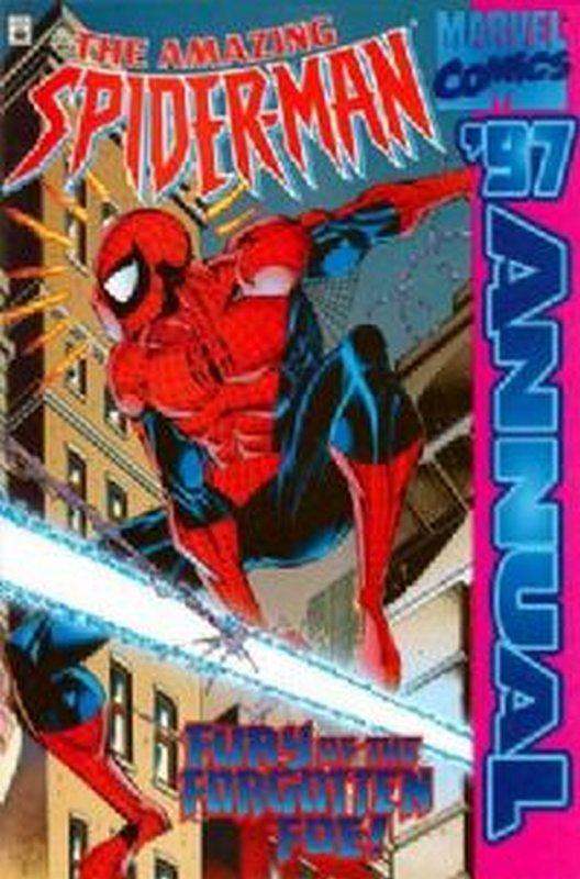 Cover of Amazing Spider-Man Annual (Vol 1) #1997. One of 250,000 Vintage American Comics on sale from Krypton!