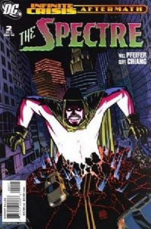 Cover of Infinite Crisis Aftermath: The Spectre (2006 Ltd) #2. One of 250,000 Vintage American Comics on sale from Krypton!