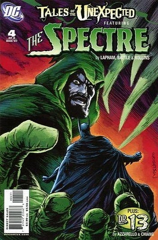 Cover of Tales of the Unexpected (2006 Ltd) #4. One of 250,000 Vintage American Comics on sale from Krypton!