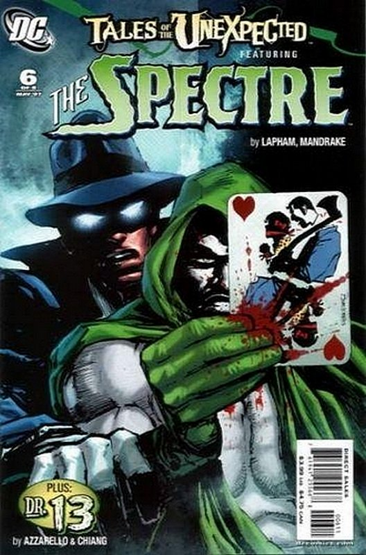 Cover of Tales of the Unexpected (2006 Ltd) #6. One of 250,000 Vintage American Comics on sale from Krypton!