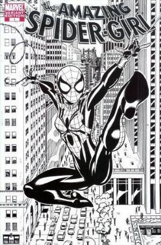 Cover of Amazing Spider-Girl (Vol 1) #1. One of 250,000 Vintage American Comics on sale from Krypton!