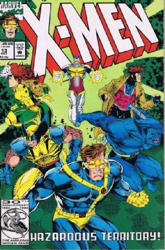 Cover of X-Men (Legacy) (Vol 1) #13. One of 250,000 Vintage American Comics on sale from Krypton!