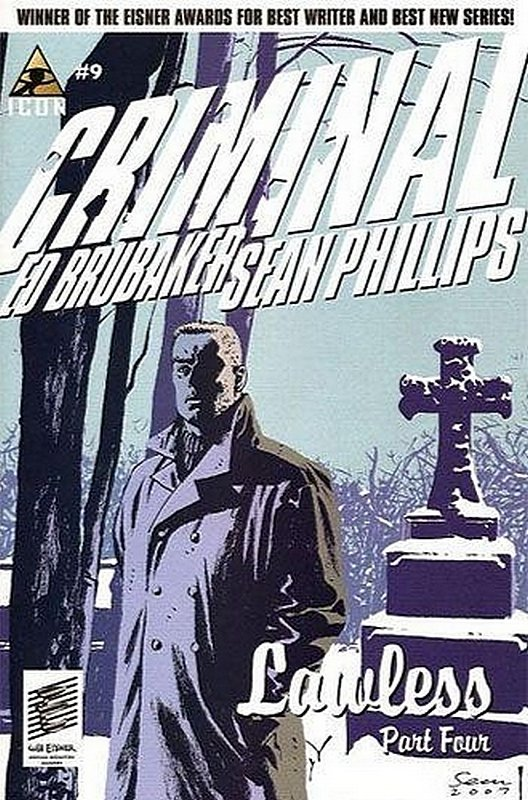 Cover of Criminal (Vol 1) #9. One of 250,000 Vintage American Comics on sale from Krypton!