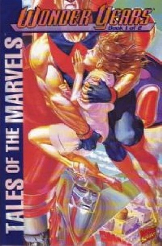 Cover of Tales of the Marvels: Wonder Years (1995 Ltd) #1. One of 250,000 Vintage American Comics on sale from Krypton!