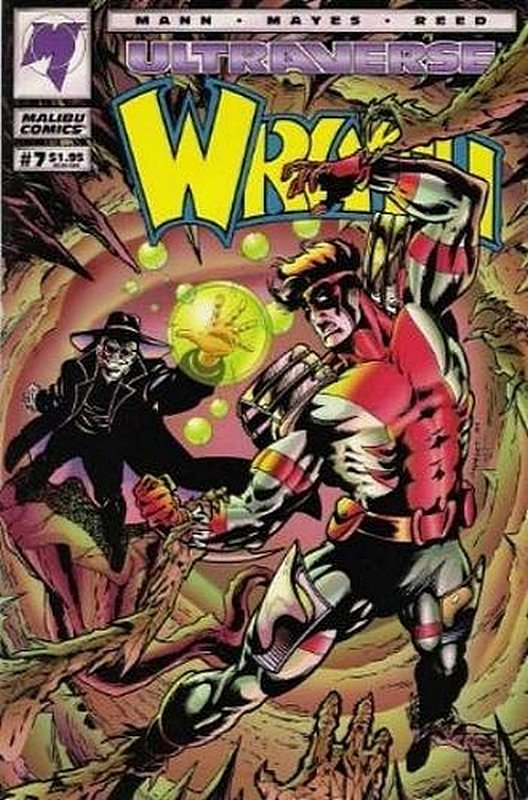 Cover of Wrath (Vol 1) #7. One of 250,000 Vintage American Comics on sale from Krypton!